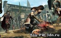 Авторы Assassin's Creed за равенство полов